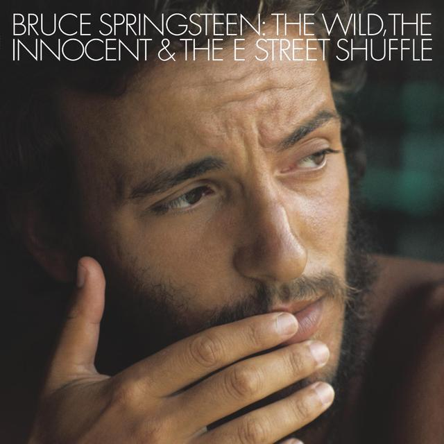 Bruce Springsteen WILD THE INNOCENT & THE E STREET SHUFFLE Vinyl Record - 180 Gram Pressing