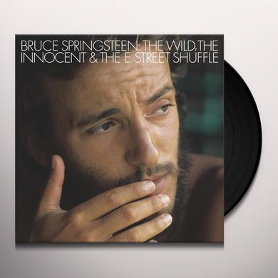 Bruce Springsteen WILD THE INNOCENT & THE E STREET SHUFFLE Vinyl Record - 180 Gram Pressing