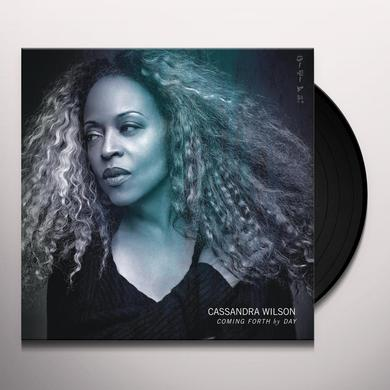 Cassandra Wilson COMING FORTH BY DAY Vinyl Record - 180 Gram Pressing