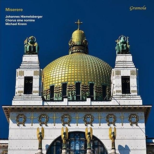 ALLEGRI / KRENN / CHORUS SINE NOMINE / HIEMETSBER MISERERE Vinyl Record
