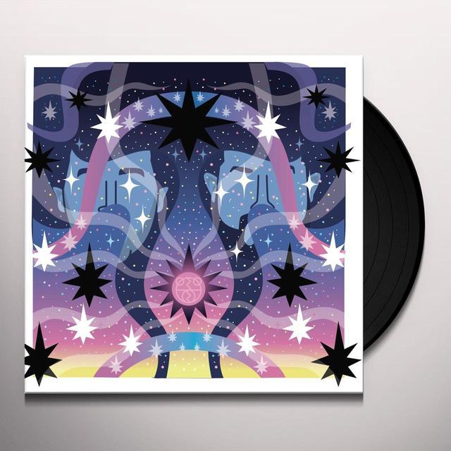 Two Bears BEARS IN SPACE Vinyl Record - w/CD