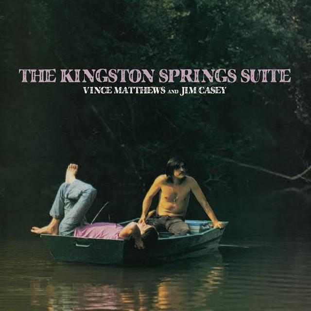 Vince Matthews / Jim Casey KINGSTON SPRINGS SUITE Vinyl Record