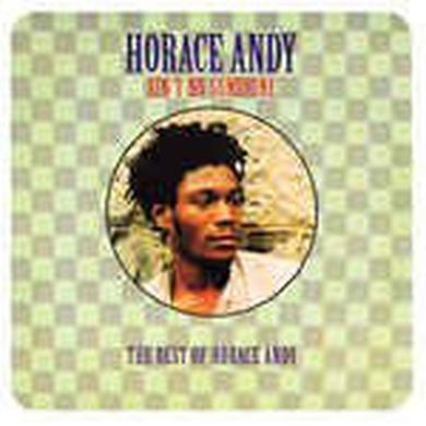 Horace Andy AIN'T NO SUNSHINE Vinyl Record
