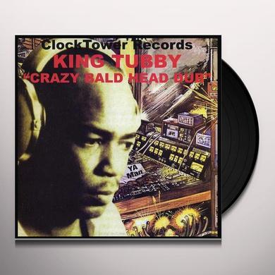 King Tubby CRAZY BALD HEAD DUB Vinyl Record