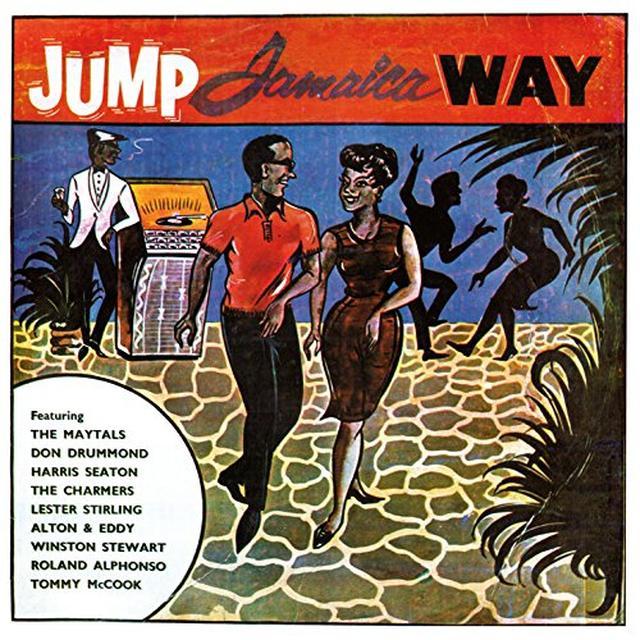 JUMP JAMAICA WAY / VARIOUS