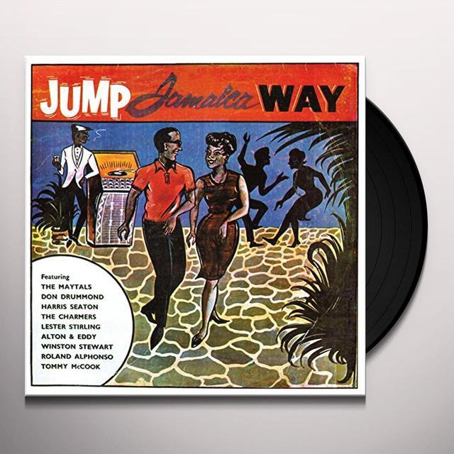 JUMP JAMAICA WAY / VARIOUS (ITA) JUMP JAMAICA WAY / VARIOUS Vinyl Record
