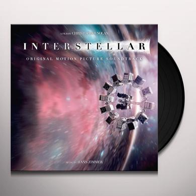 INTERSTELLAR / O.S.T. (HOL) INTERSTELLAR / O.S.T. Vinyl Record