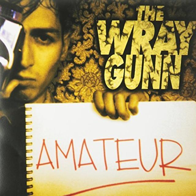 WRAYGUNN AMATEUR Vinyl Record - Portugal Import