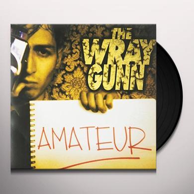 WRAYGUNN AMATEUR Vinyl Record - Portugal Import