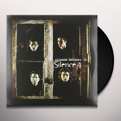 SILENCE 4 SILENCE BECOMES IT Vinyl Record - Portugal Import