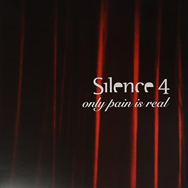 SILENCE 4 ONLY PAIN IS REAL Vinyl Record - Portugal Import