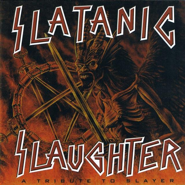 SLATANIC SLAUGHTER / VARIOUS (UK) SLATANIC SLAUGHTER / VARIOUS Vinyl Record