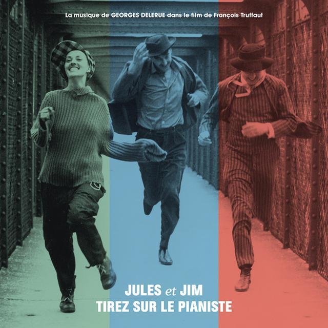 JULES ET JIM / TIREZ SUR LE PIANISTE / O.S.T.