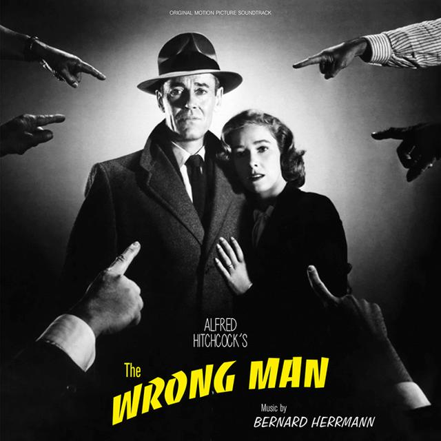 WRONG MAN / O.S.T. (ITA) WRONG MAN / O.S.T. Vinyl Record - Italy Import