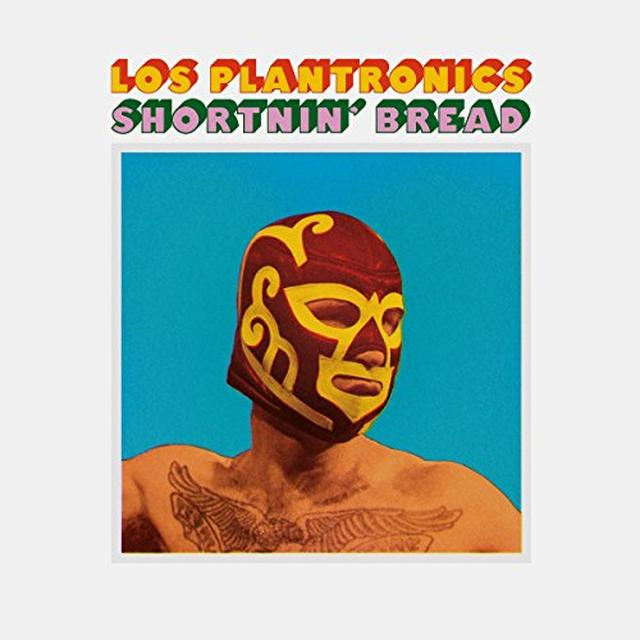 LOS PLANTRONICS SHORTNIN' BREAD Vinyl Record - UK Import