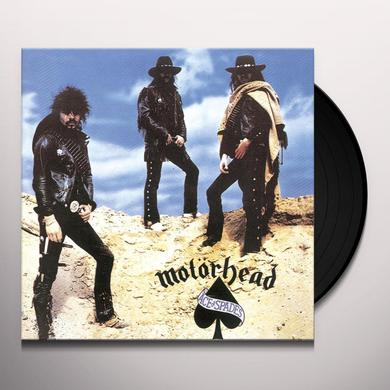 Motorhead ACE OF SPADES Vinyl Record - UK Release