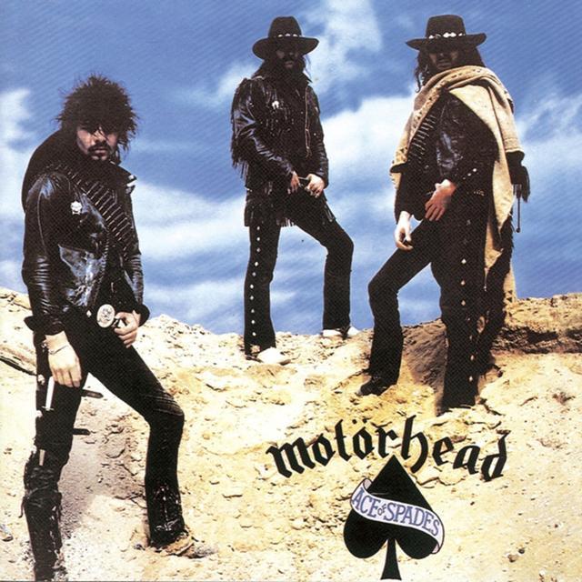 Motorhead ACE OF SPADES Vinyl Record - UK Import