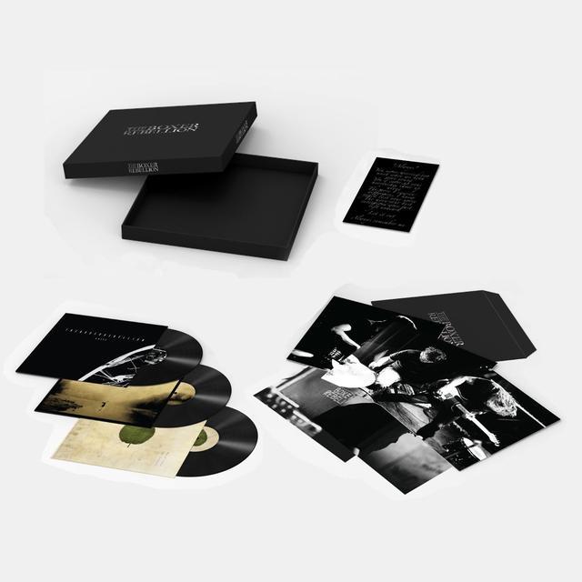 BOXER REBELLION Vinyl Record - UK Release