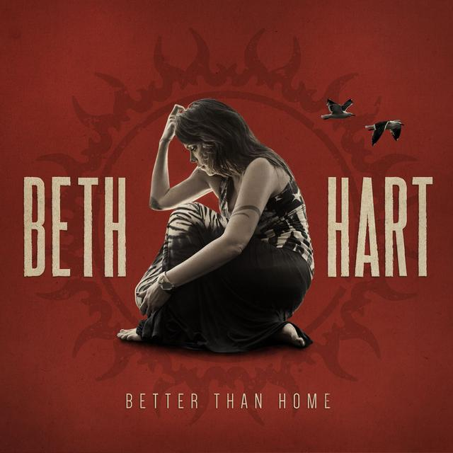 Beth Hart BETTER THAN HOME Vinyl Record - UK Import