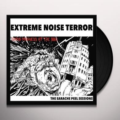 Extreme Noise Terror EARACHE PEEL SESSIONS Vinyl Record