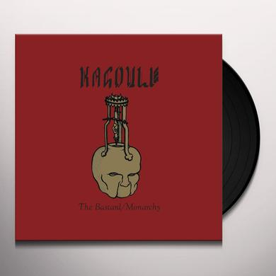 Kagoule BASTARD Vinyl Record