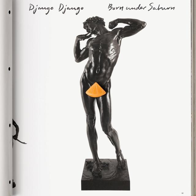 Django Django BORN UNDER SATURN Vinyl Record - UK Import