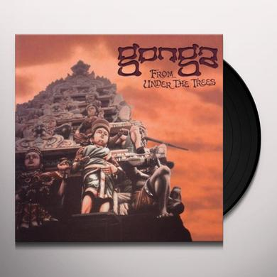 Gonga FROM UNDER THE TREES Vinyl Record