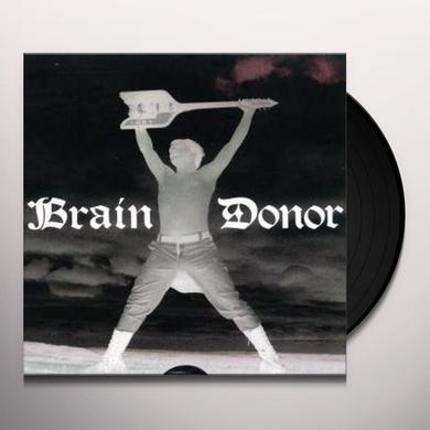 DRAIND BONER BRAIN DONOR Vinyl Record