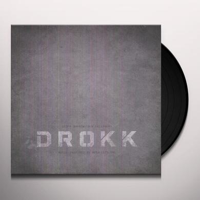 Geoff Barrow / Ben Salisbury DROKK MUSIC INSPIRED BY MEGA Vinyl Record