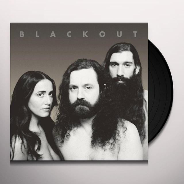 BLACKOUT Vinyl Record