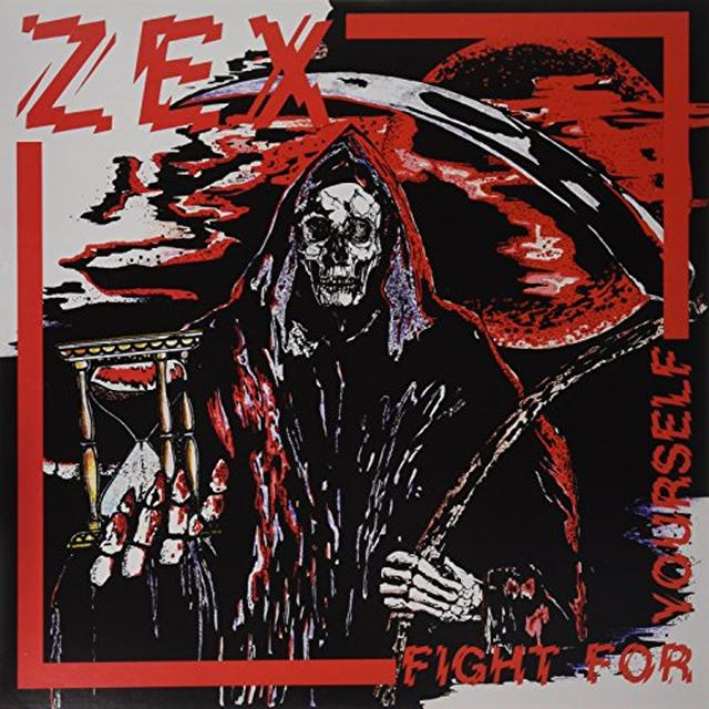 ZEX FIGHT FOR YOURSELF Vinyl Record