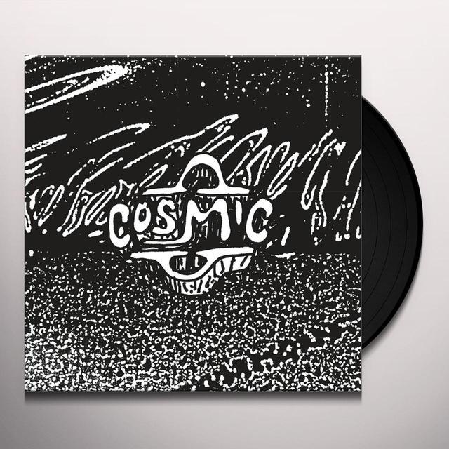 Daniele Baldelli COSMIC DRAG (WSV) Vinyl Record - Limited Edition