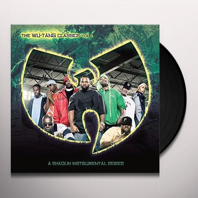 WU-TANG CLASSICS VOL.1: SHAOLIN INSTRUMENT Vinyl Record