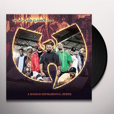 WU-TANG CLASSICS VOL.2: SHAOLIN INSTRUMENT Vinyl Record