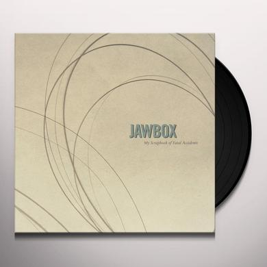 Jawbox MY SCRAPBOOK OF FATAL ACCIDENTS Vinyl Record - Gatefold Sleeve