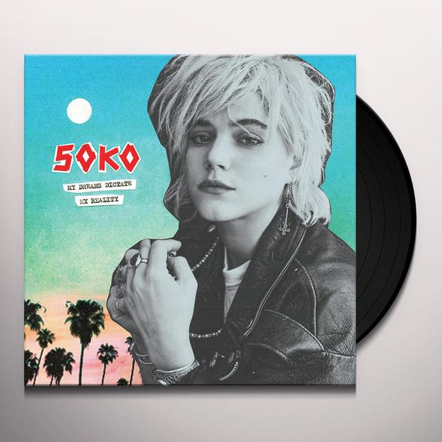 Soko MY DREAMS DICTATE MY REALITY Vinyl Record