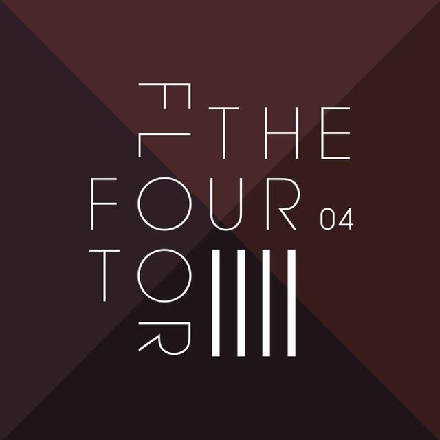 FOUR TO THE FLOOR 04 / VARIOUS (EP) FOUR TO THE FLOOR 04 / VARIOUS Vinyl Record