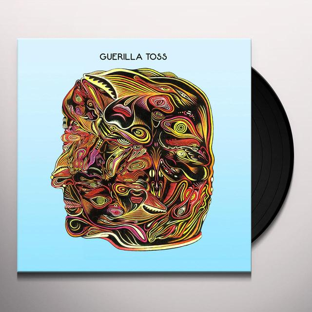 GUERILLA TOSS SMACK THE BRICK Vinyl Record