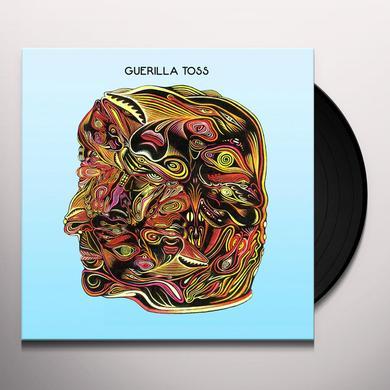 GUERILLA TOSS SMACK THE BRICK (EP) Vinyl Record
