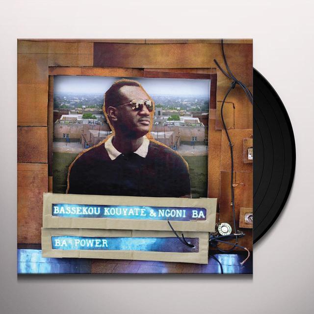 Bassekou Kouyate & Ngoni Ba BA POWER Vinyl Record