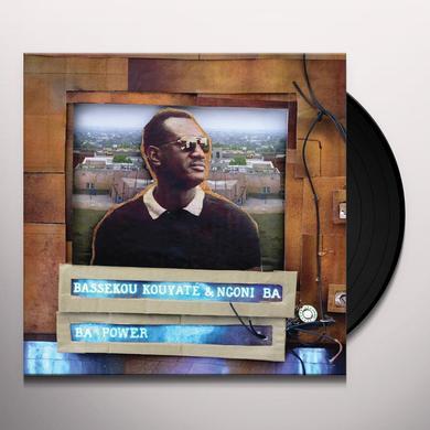 Bassekou Kouyate & Ngoni Ba BA POWER Vinyl Record - Digital Download Included
