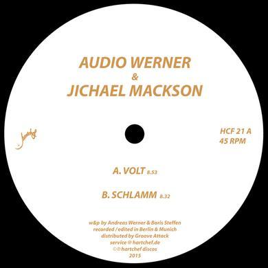 AUDIO WERNER & JICHAEL MACKSON VOLT / SCHLAMM Vinyl Record