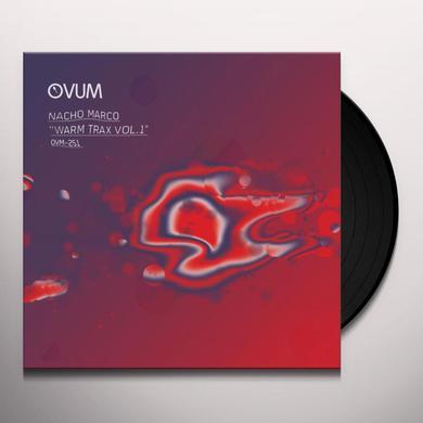 Nacho Marco WARM TRAX 1 Vinyl Record