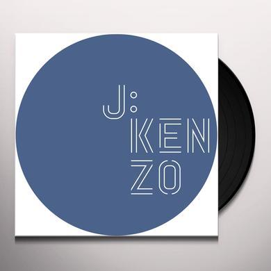 J:Kenzo URBAN GUERILLA (EP) Vinyl Record