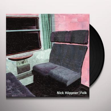 Nick Hoppner FOLK Vinyl Record
