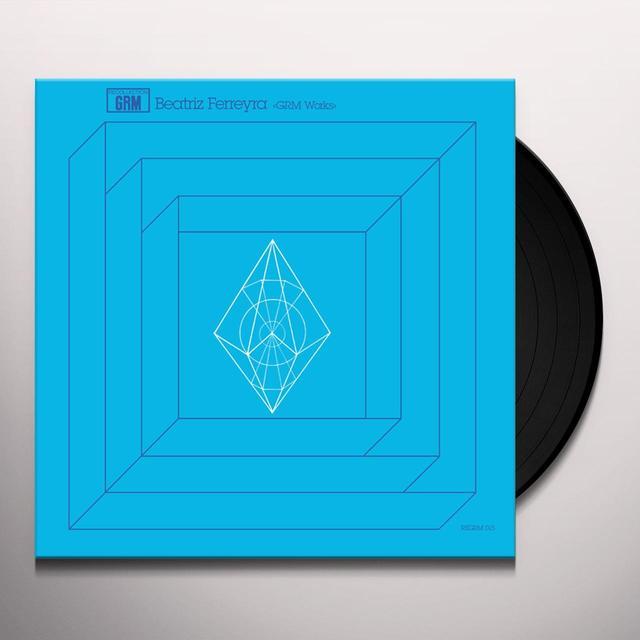 Beatriz Ferreyra GRM WORKS Vinyl Record