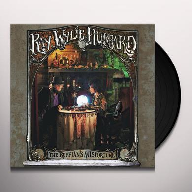 Ray Wylie Hubbard RUFFIAN'S MISFORTUNE Vinyl Record