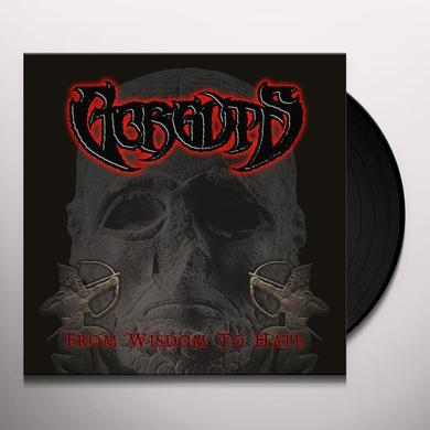 Gorguts FROM WISDOM TO HATE Vinyl Record