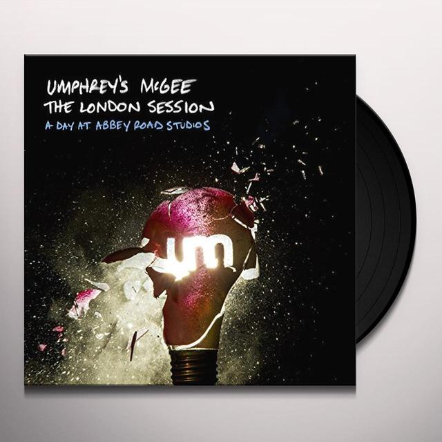 Umphrey's Mcgee LONDON SESSION Vinyl Record