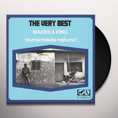 The Very Best MAKES A KING Vinyl Record